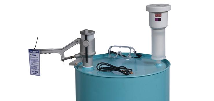 Aerosolv® Aerosol Can Disposal System
