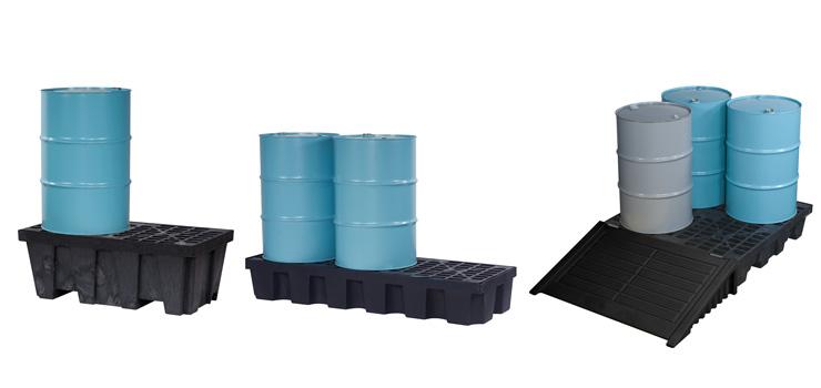 Spill Control Pallets