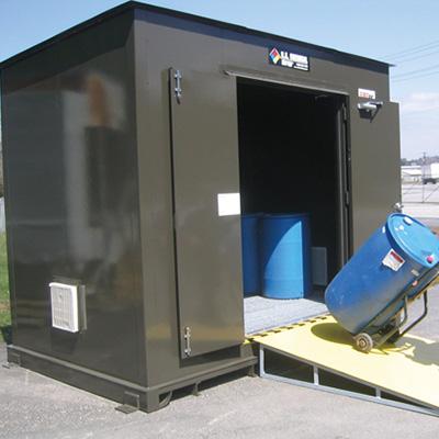 U.S. Chemical® Pre-Engineered Lockers