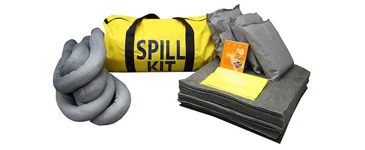 Universal Duffle Bag Spill Kit