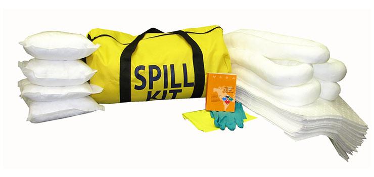 Oil-Only Duffle Bag Spill Kit