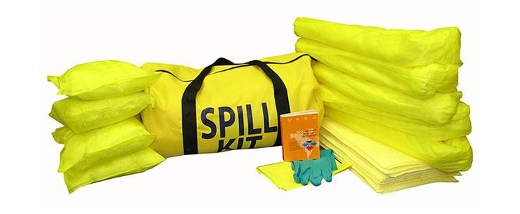 Hazmat Duffle Bag Kit