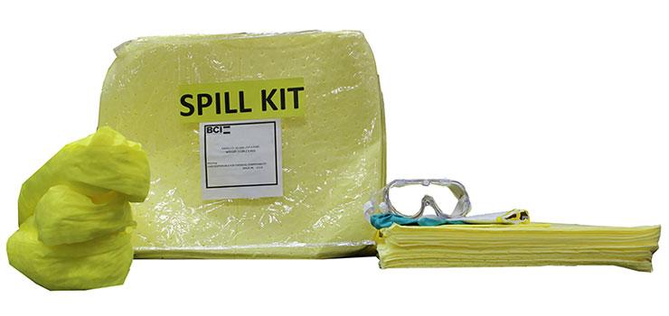 Hazmat Truck Spill Kit