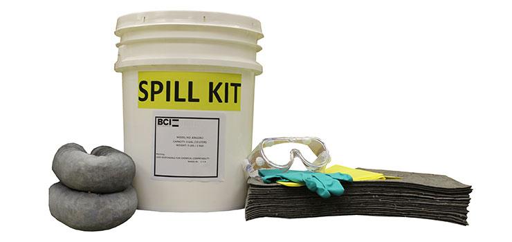 5-Gallon Universal Spill Kit