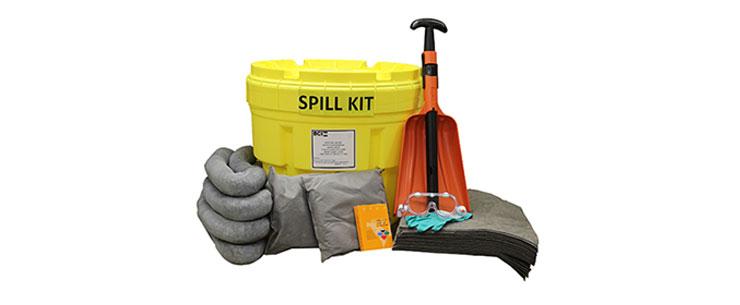 20-Gallon Universal Spill Kit
