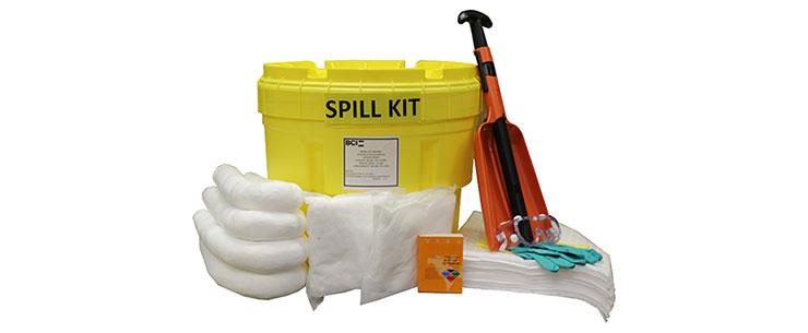 20-Gallon Oil-Only Spill Kit