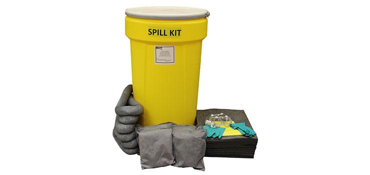 55-Gallon Universal Spill Kit