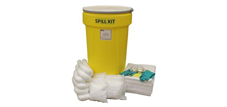 55-Gallon Oil-Only Spill Kit