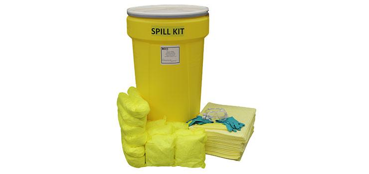 55-Gallon Hazmat Spill Kit