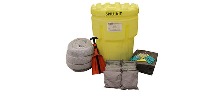 95-Gallon Universal Spill Kit