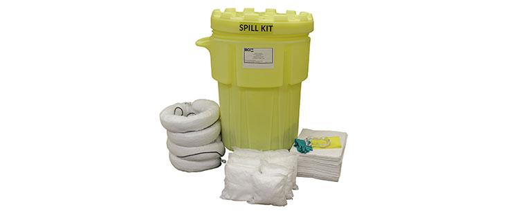 95-Gallon Oil-Only Spill Kit