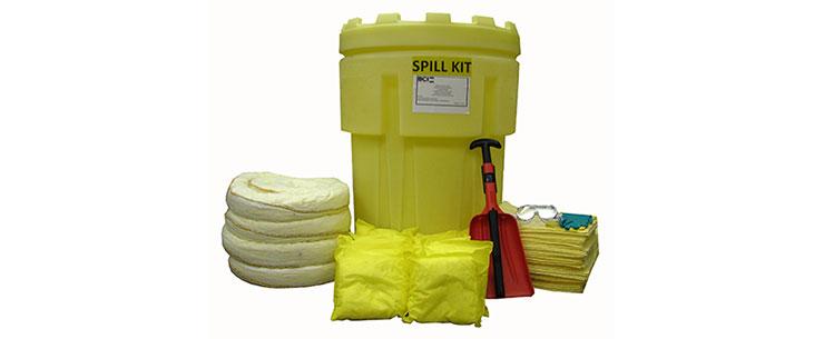 95-Gallon Hazmat Spill Kit