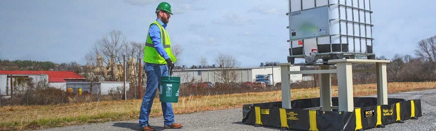 Railroad Spill Containment