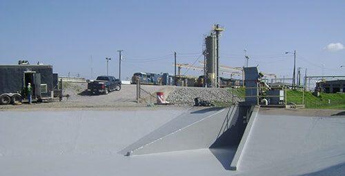 Oil Tank Farms