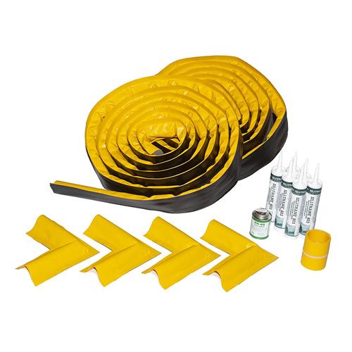 make-a-berm custom spill containment kit